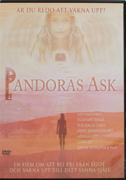 Bild på Pandoras ask [DVD]