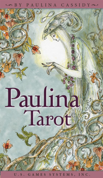 Bild på Paulina Tarot [With Booklet]