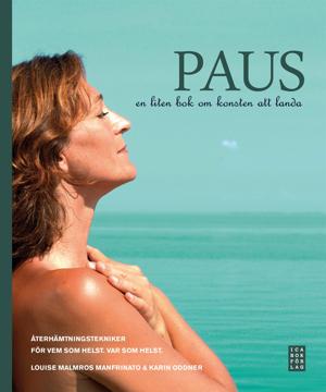 Bild på Paus : en liten bok om konsten att landa
