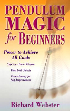 Bild på Pendulum magic for beginners - power to achieve all goals