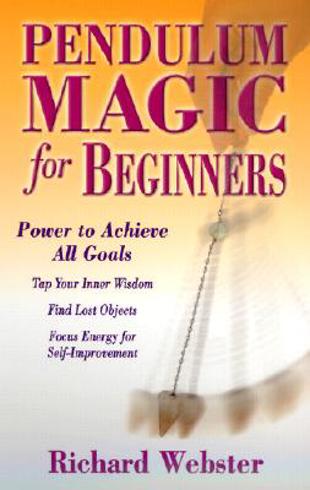 Bild på Pendulum magic for beginners - power to achieve all goals