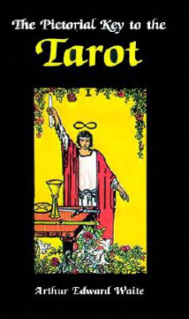 Bild på Pictorial Key to the Tarot