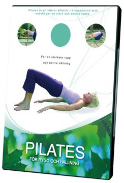 Bild på Pilates för rygg & hållning