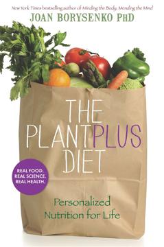 Bild på Plantplus diet solution - personalized nutrition for life