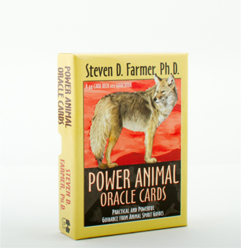 Bild på Power animal oracle cards