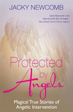 Bild på Protected by Angels : Magical True Stories of Angelic Intervention
