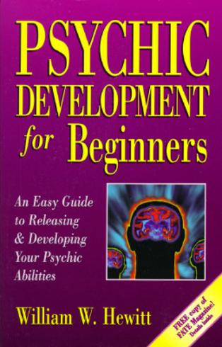 Bild på Psychic development for beginners - an easy guide to releasing and developi