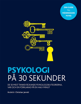 Bild på Psykologi på 30 sekunder