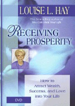Bild på Receiving Prosperity (Dvd)