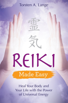 Bild på Reiki made easy - heal your body and your life with the power of universal