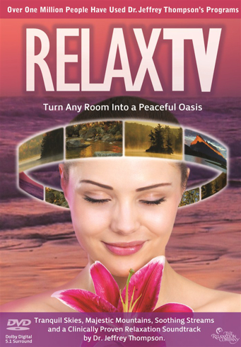 Bild på Relax TV : Turn Any Room Into A Peaceful Oasis (Dvd)