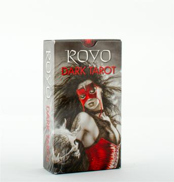 Bild på Royo dark Tarot