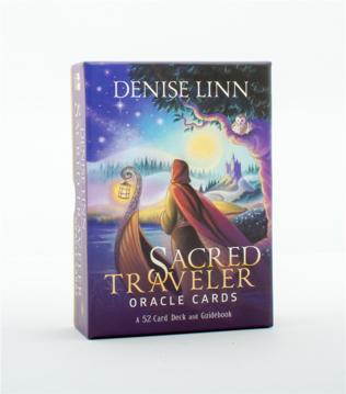 Bild på Sacred Traveler Oracle Cards
