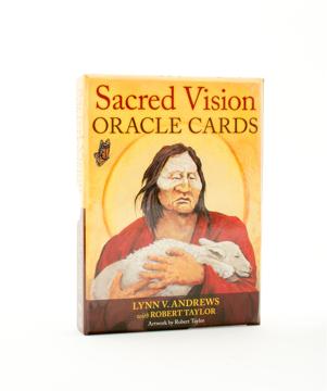 Bild på Sacred Vision Oracle Cards
