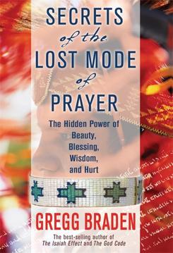 Bild på Secrets of the lost mode of prayer - the hidden power of beauty, blessing,