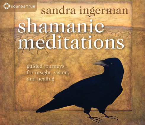 Bild på Shamanic meditations - guided journeys for insight, vision, and healing