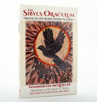Bild på Sibyls oraculum Oracle of the Black Doves of Africa