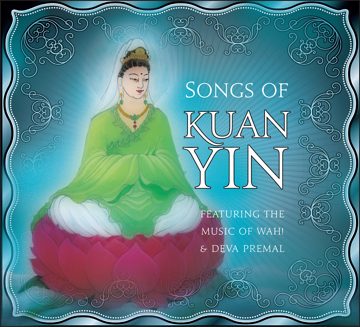 Bild på Songs of Kuan Yin