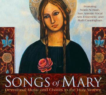 Bild på Songs of Mary : Devotional Music and Chants to the Holy Mother