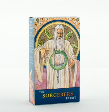 Bild på Sorcerers tarot