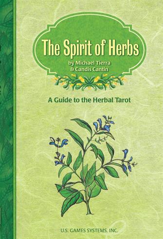 Bild på Spirit Of Herbs: A Guide To The Herbal Tarot