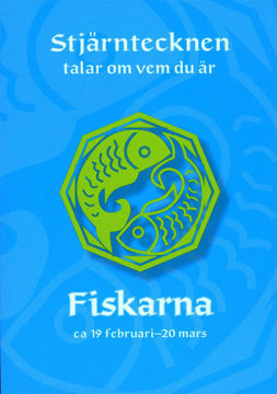 Bild på Stjärntecknen talar om vem du är : fiskarna
