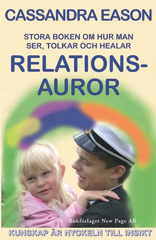 Bild på Stora boken om hur man ser, tolkar och helar relationsauror