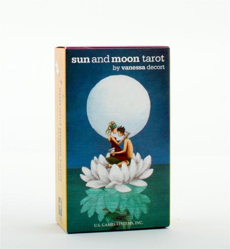 Bild på Sun and Moon Tarot