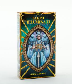 Bild på Tarot Illuminati Small
