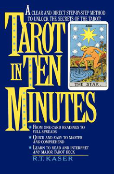 Bild på Tarot In Ten Minutes: A Step-By-Step Method To Unlocking The