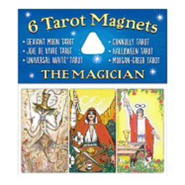 Bild på Tarot Magnets : Magician (package of 6)