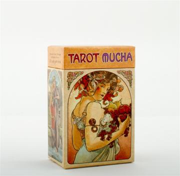 Bild på Tarot Mucha