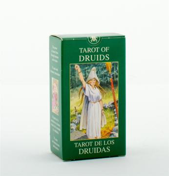 Bild på Tarot of druids - mini tarot