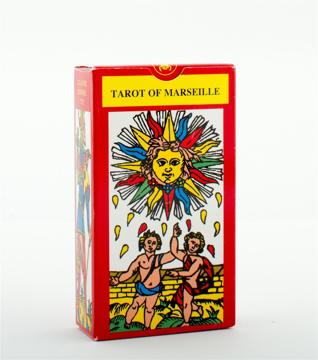 Bild på Tarot of marseilles