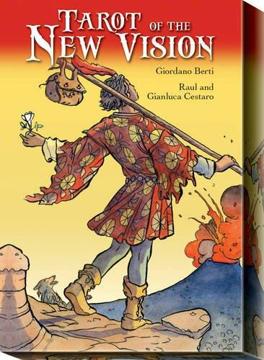 Bild på Tarot of New Vision (revised edition)