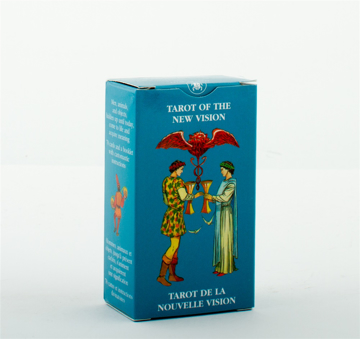 Bild på Tarot of new vision miniature deck - md06