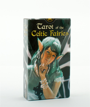 Bild på Tarot of the Celtic Fairies