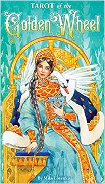 Bild på Tarot of the Golden Wheel