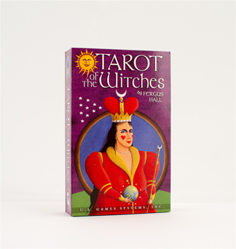 Bild på Tarot Of The Witches Deck: Premier Edition (78-Card Deck)