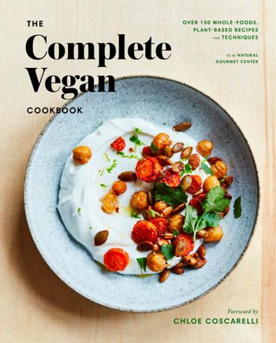 Bild på The Complete Vegan Cookbook