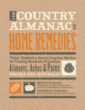 Bild på The Country Almanac of Home Remedies