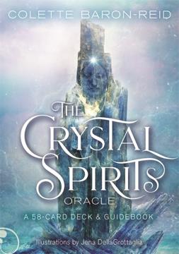 Bild på The Crystal Spirits Oracle