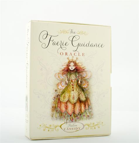 Bild på The Faerie Guidance Oracle Kit