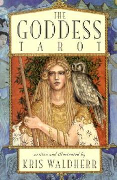 Bild på The Goddess Tarot Book