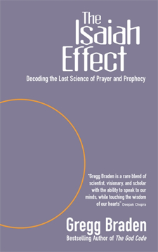 Bild på The Isaiah Effect : Decoding The Lost Science Of Prayer And Prophecy
