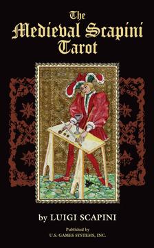 Bild på The Medieval Scapini Tarot