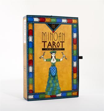 Bild på The Minoan Tarot