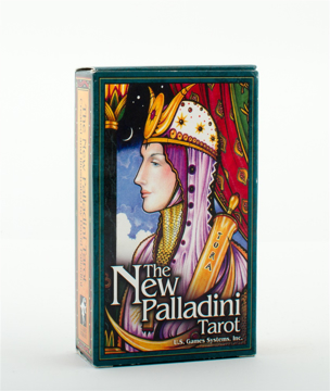 Bild på The New Palladini Tarot: 78-Card Deck