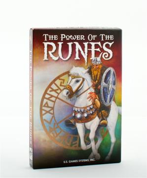Bild på The Power of the Runes Deck