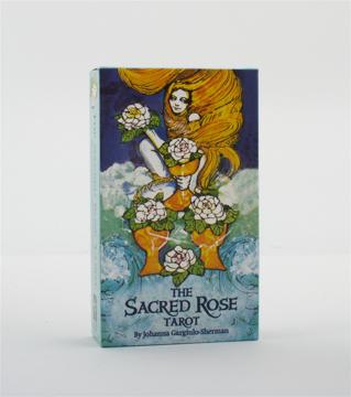 Bild på The Sacred Rose Tarot